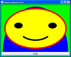 SimpleComponent test